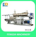 Aquafeed Feed Mill Twin Screw Wet Steam Feed Extruder (TSE68)