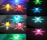 Colorful Shining Skating Pile