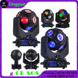 DJ Disco Stage 12PCS RGBW 4in1 Football LED Moving Head