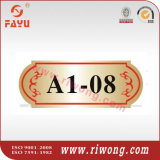 House Number Plates, Metal House License Plates