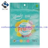 Colourful Matt Printed Composite Stand up Food Bag with Zipper