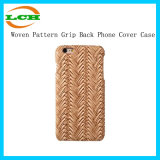 Woven Pattern Grip Back Phone Cover Case for iPhone7