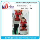 Best Sale 100n Red Life Vest for Child and Adult