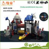 Canada Popular Children Outdoor Playground Slides