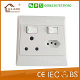 High Quality South Africa Electric Wall Socket Outlets