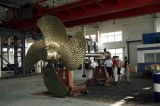 OEM Investment Casting for Sale Bronze Precision Surface Boat Propeller