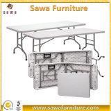 Wholesale Rectangle Plastic Trestles Folding Table
