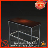 Wooden Clothes Display Showcase Clothes Display Table