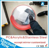 PC Round Acrylic Traffic Road Security Aluminum Convex Mirror