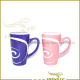2016 Hot Sale 12oz Ceramic Hand-Painted Mugs and Cups