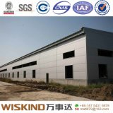 Steel Structure Workshop with Easy Installation Prefabricated House