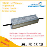 150W 71~142V Outdoor Programmable Constant Current LED Power Supply