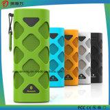Waterproof Sports Bluetooth Speaker with 4000mAh Power Bank
