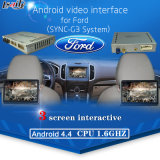 Multimedia System Android GPS Navigation Interface for 2016 Ford