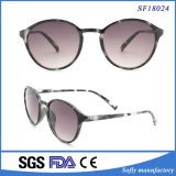 Demi Polarized Round Frame Sunglasses for Women