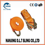 Lashing Straps/ Ratchet Tie Down GS/Ce Approved