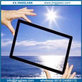 4mm Low Iron Clear Ar Coated Glass for Display Screen
