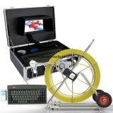 Hot Sell Waterproof Pipe Inspection Camera with 80-160m Cable