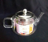 Popular Design Glass Teapot
