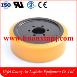 Hangcha Reach Forklift Cqd20 PU Drive Wheel 343X114X80mm