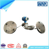 Anti-Corrosive IP67 Double Flanges High Temperature Differential Pressure Transmitter