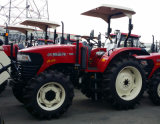 90HP 4WD Wheel Farm Tractor with Best Service on Sale