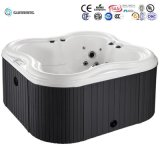 Inexpensive Hot Tub Insulation with Balboa Controls Water Heater and Speakers in Hotel Rooms