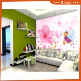 High Skills Artist Hand-Painted High Quality Cartoon 3D Oil Painting on Canvas Funny Cartoon Oil Painting Decoration
