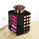 Hot Sale 360 Degree Rotating Acrylic Lipstick Storage Box