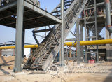Reliable Operation Large Angle Belt Conveyor System