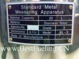 Stainless Steel Measuring Apparatus