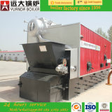 Henna Yuanda Biomass Fired Steam Boiler, Rice Husk Fired Steam Boiler