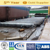 Inflatable Rubber Airbag Used for Ship Lifting (D*L=1.2*18m, 8layers)