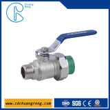 PPR Piping Water System (single union female ball valve)
