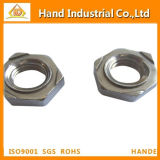 Made in China A2-70 Hexagon Weld Nuts DIN929