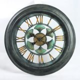 Antique Large Metal Wall Clocks for Home Decoration