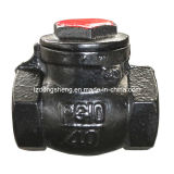 Cast Iron Female Thread End Swing Check Valve