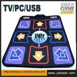 Electronic Musical LED Game Play PC USB Dance Mat with 8bit 16 Bit 32 Bit