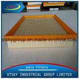 High Quality Auto Car with Mesh PU Air Filter (24512521)