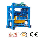 Small Manual Concrete Brick Making Machine QT40-2