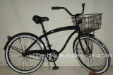 26′′ Mens Alloy Beach Cruiser with Big Basket