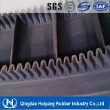 Rubber Conveyor Belt, Corrugated Sidewall Conveyor Belt,