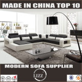European Style Big U Shape Sofa (Lz8001b)
