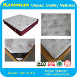 New Style 2′′ Visco Memory Foam Pocket Spring Mattress