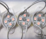 4PCS 5050 27*27mm White 12V LED Round Module