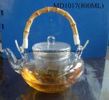 High Borosilicate Glass Pot (NRH-013)