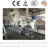 Low Energy Consumption Plastic Recycling System with Double Disc Technology