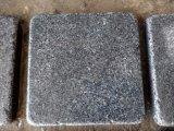 G654 Dark Grey Granite Tumbled Paving Stone
