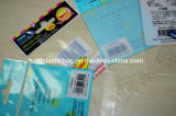 OPP +CPP Header Bag with Self-Adhesive
