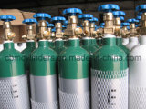 Cga540-Type Aluminum Oxygen Cylinders 4.6L (ME-size)